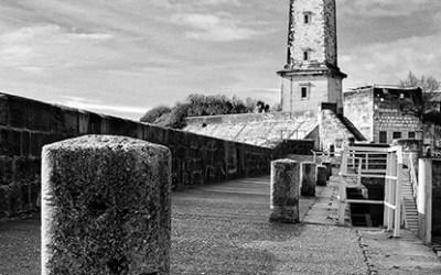 Le vieux phare de St Georges