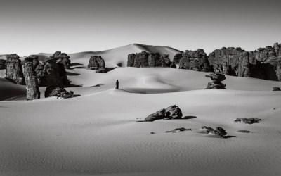 le promeneur des sables