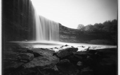 Jagala Waterfall, Estonie