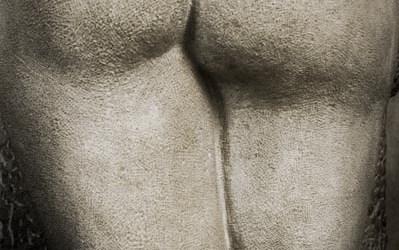 Fesses de pierre