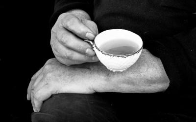 Après le thé, le thé.
