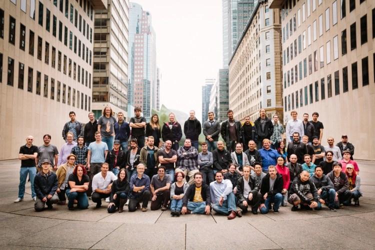 L'équipe de Bioware Montreal