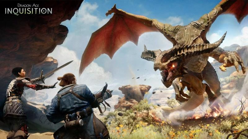 Dragon Age Inquisition de Bioware