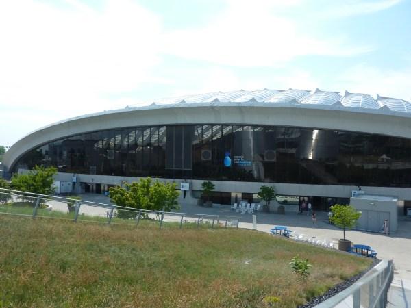 Le Biodôme et le Stade Olympique