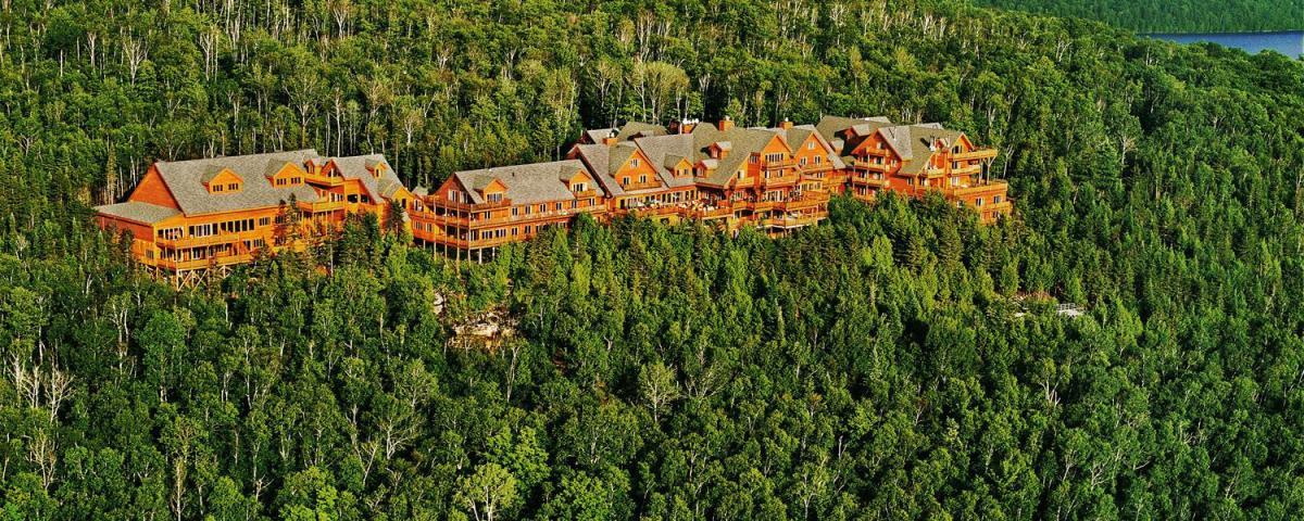 L'hôtel Sacacomie