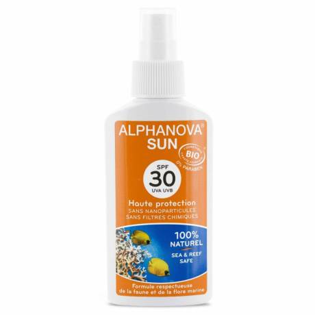 Alphanova Sun Spray SPF 30