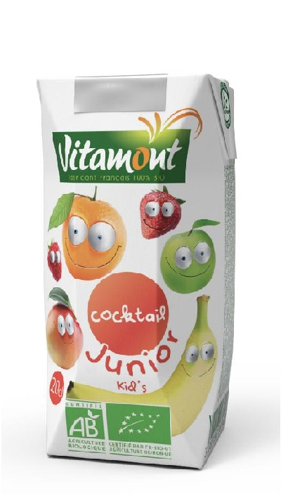 fruitcocktail junior 200ml
