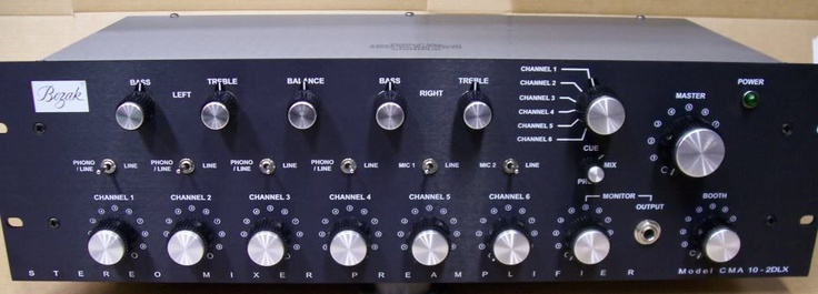 Resultado de imagen para CMA-10-2DL mixer
