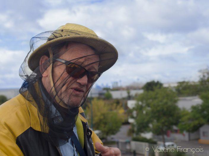 Les ruches d'Hervé