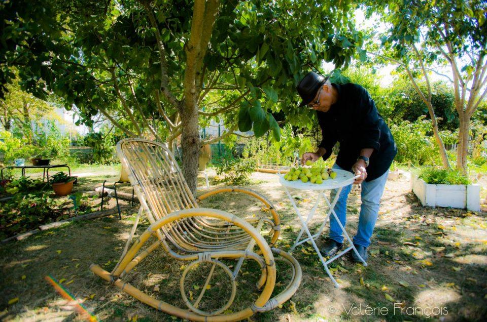 Le jardin Forestois : le paradis d'André