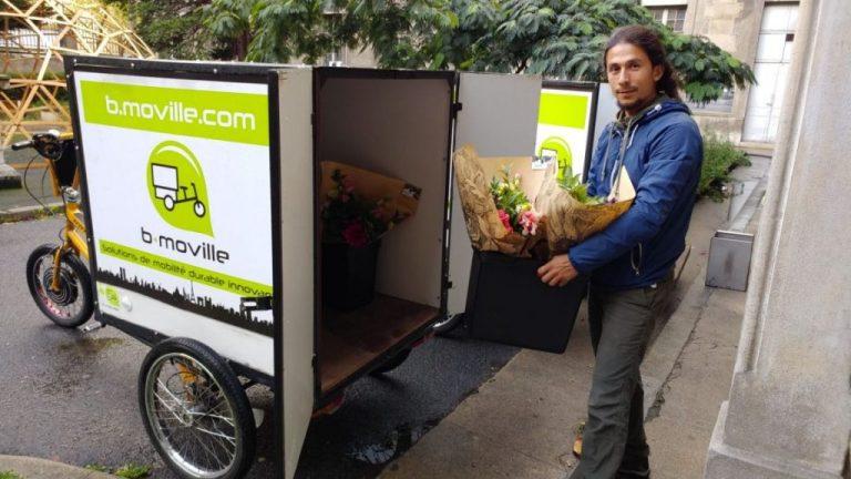 Fleurs d'Ici est un réseau de fleuristes qui livrent partout en France des fleurs locales et de saison.