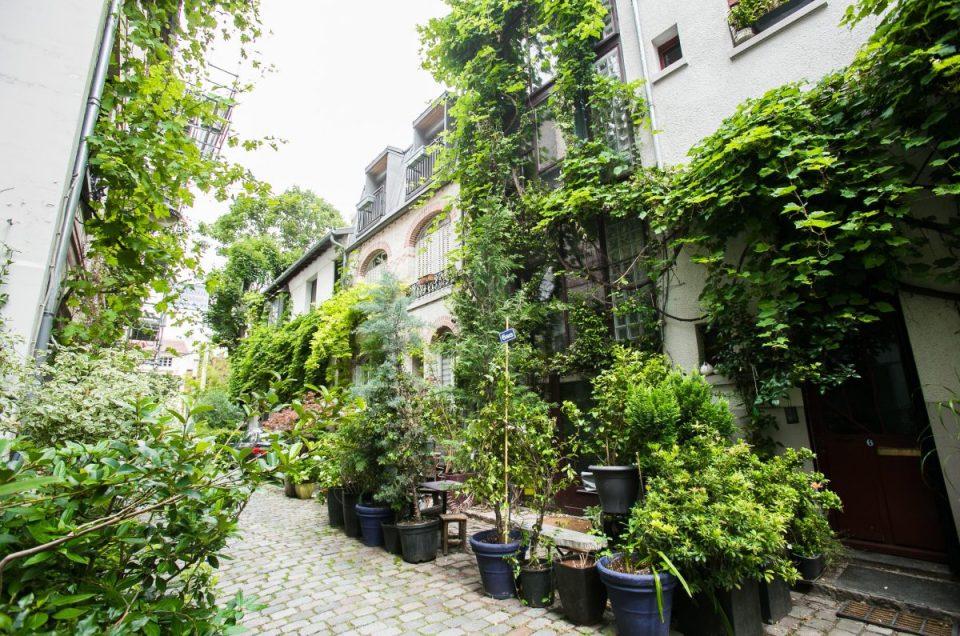 La campagne à Paris : flânerie dans les jolis coins de nature du 15ème