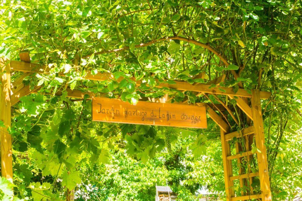 Jardin partagé du lapin ouvrier - Paris 14