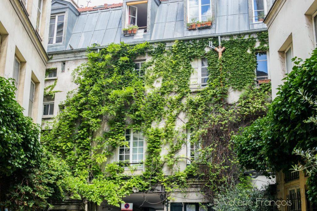 balade insolite Paris 11eme - passage Lhomme