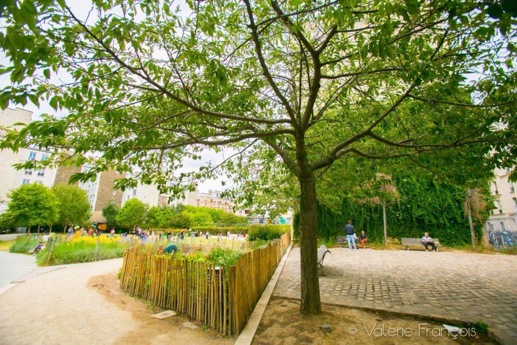 Jardin de la Folie Titon