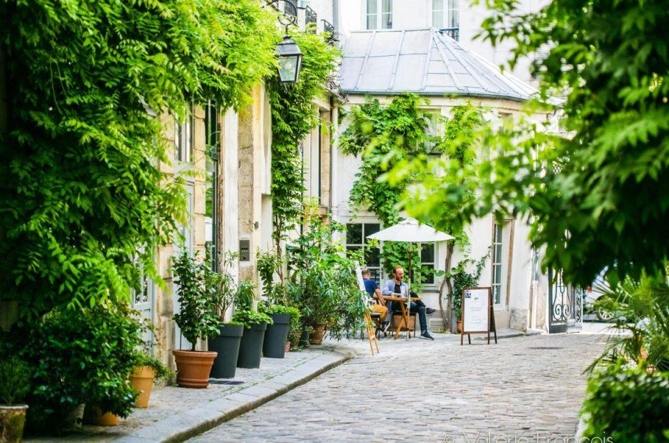 Voyage dans  le Paris insolite : cap au vert dans le 11ème
