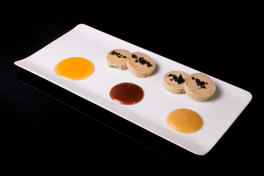 Foie-gras de la casa