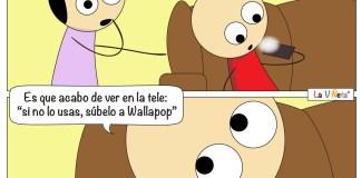 Wallapop La Viñeta Webcomic