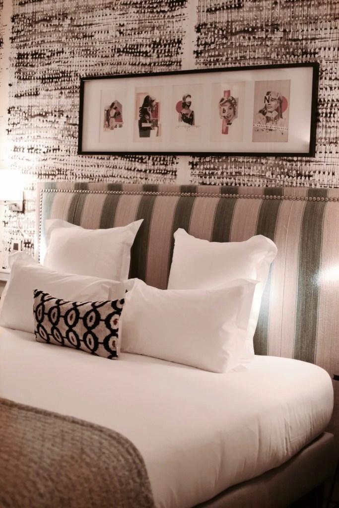 Foto camera hotel Adele e Jules Parigi