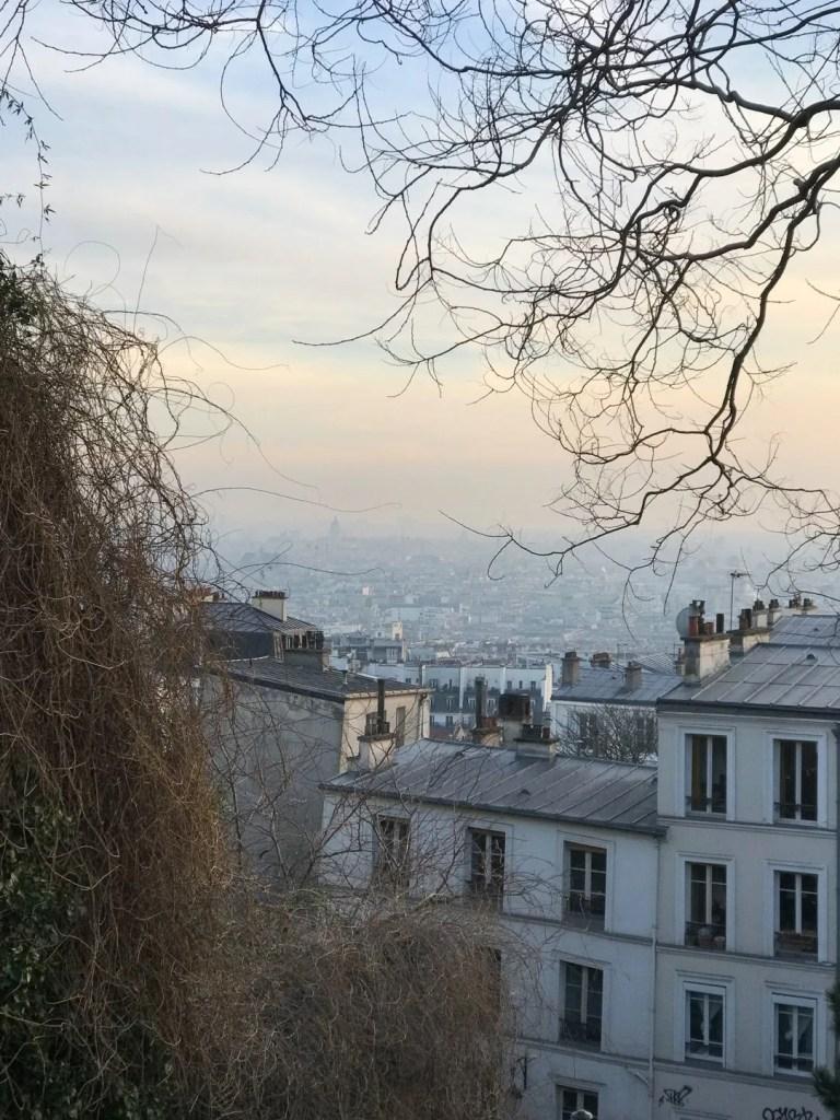 Foto de i tetti di Parigi