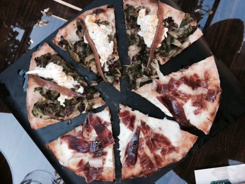 Pizza Gourmet Meraviglia al ristorante Madre a Roma
