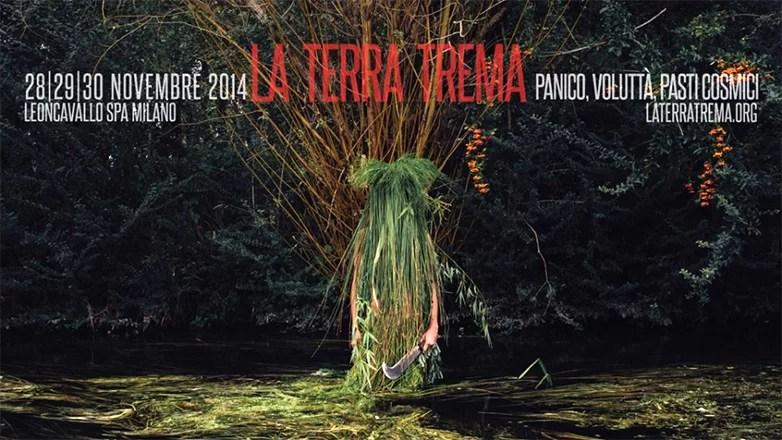 """Manifesto """"La Terra Trema"""""""