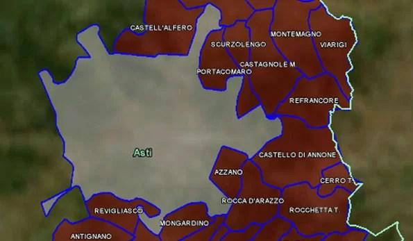 Le DOC del Piemonte: Grignolino d'Asti