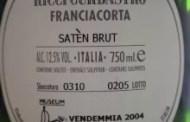 Franciacorta Satèn Brut 2004