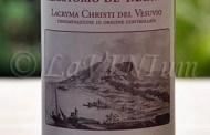 Lacryma Christi del Vesuvio Rosso Territorio de' Matroni 2015