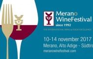 Al via la 26esima edizione del Merano WineFestival