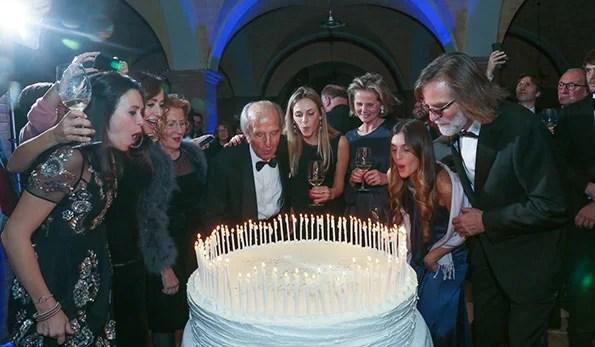Marco Felluga festeggia i 90 anni