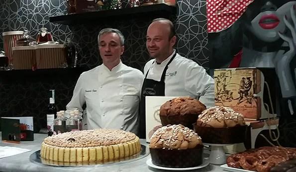Pasquale Pesce e Francesco Fusco
