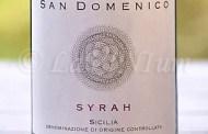 Sicilia Syrah San Domenico 2015