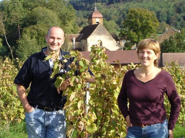 Benedictine e Stephane Tissot - Fonte The Wine Anorak