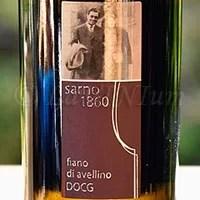Fiano di Avellino 2016 Tenuta Sarno 1860