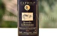 Produttori, un vino al giorno: Brunello di Montalcino 2013 - Caprili