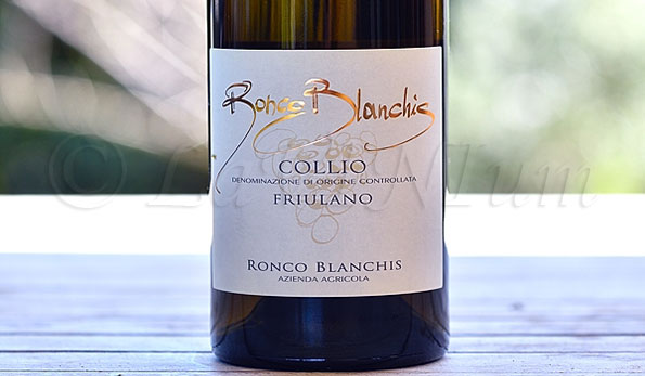 Collio Friulano Ronco Blanchis 2013 - Ronco Blanchis