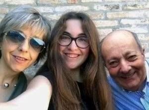 Monica, Rachele ed Enzo