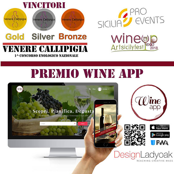 Locandina Premio Wine App