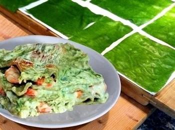 lasagne verdi inpiattate
