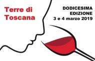 Il 3 e 4 marzo 2019 la Versilia si colora dei vini di Terre di Toscana