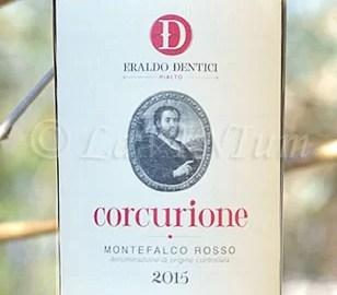 Montefalco Rosso Corcurione 2015