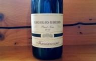 VINerdì Igp, il vino della settimana: Pinot Nero dell'Oltrepò Pavese Giorgio Odero 2011 - Frecciarossa