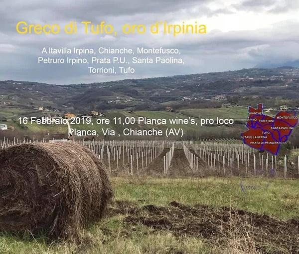 Locandina evento Planca's Wines
