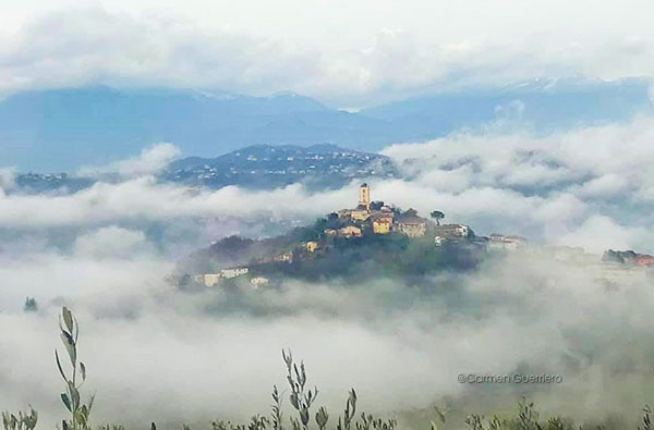 Panorama su Torrioni