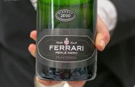 Ferrari Trentodoc Perlé Nero Riserva 2010