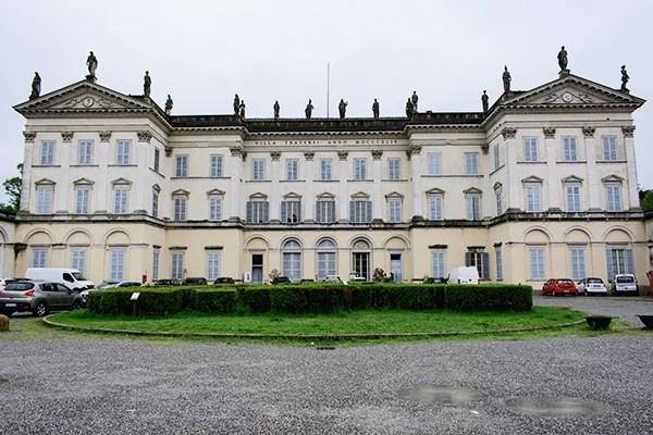 Villa Cusani Tittoni Traversi