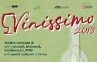 Vinissimo 2019, a Biassono mostra mercato di vini bio e piwi di produzione artigianale