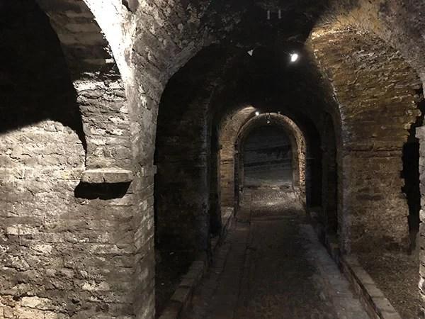 Un infernotto nel Castello di Neive