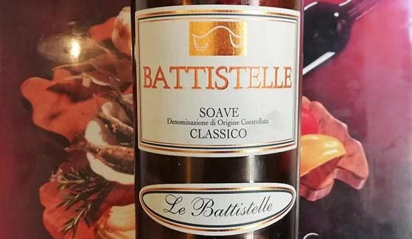 Soave Classico Battistelle 2014 Le Battistelle